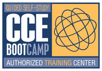 CCE Guided Self-Study Logo